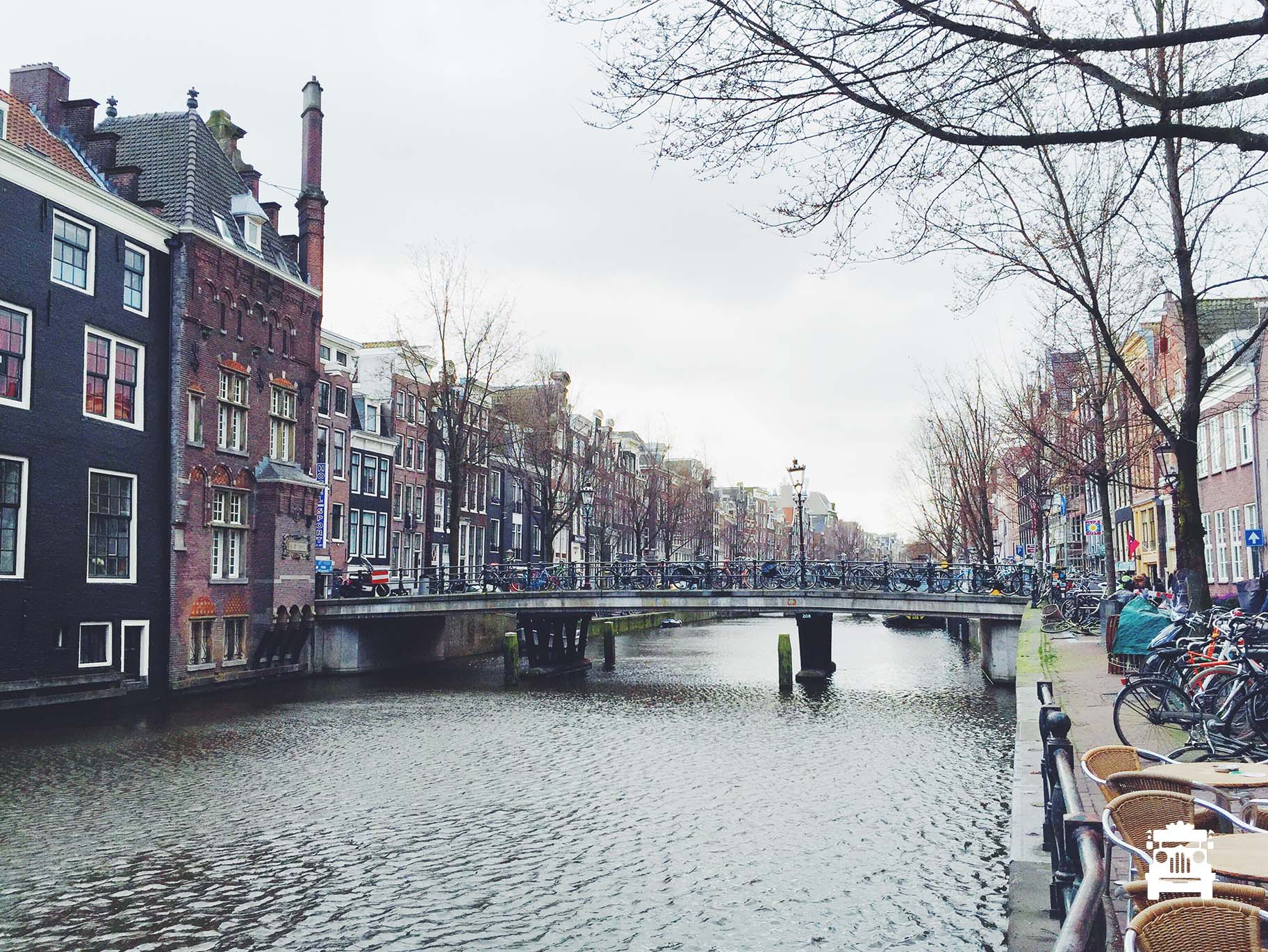 Amsterdam, we shall be back