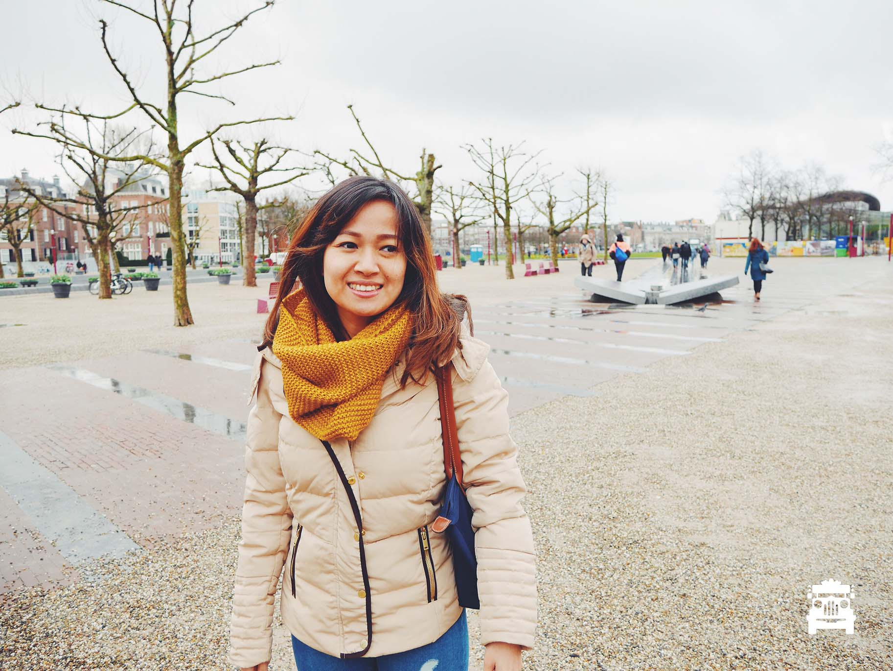 At Museumplein