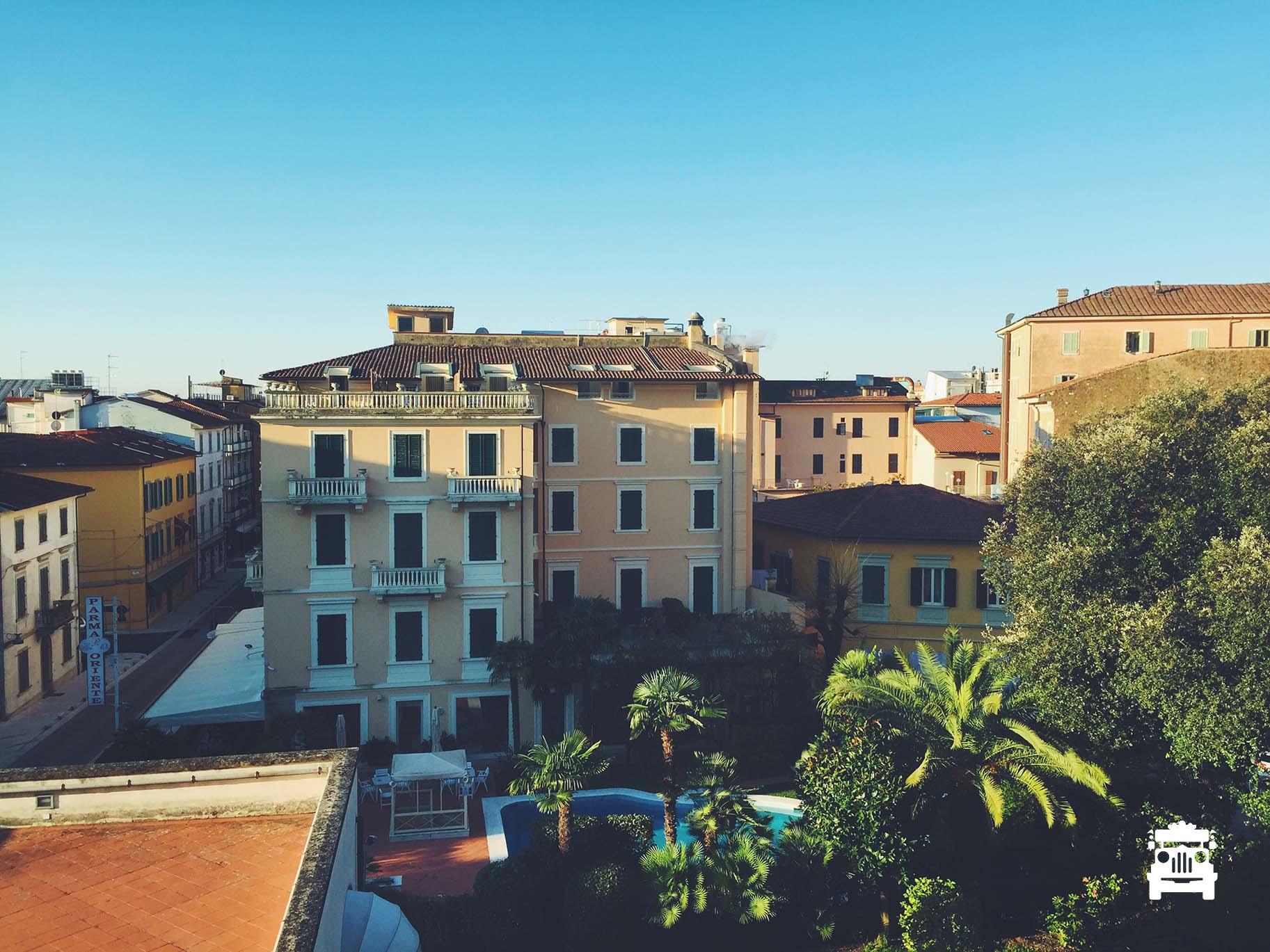 Good morning Montecatini