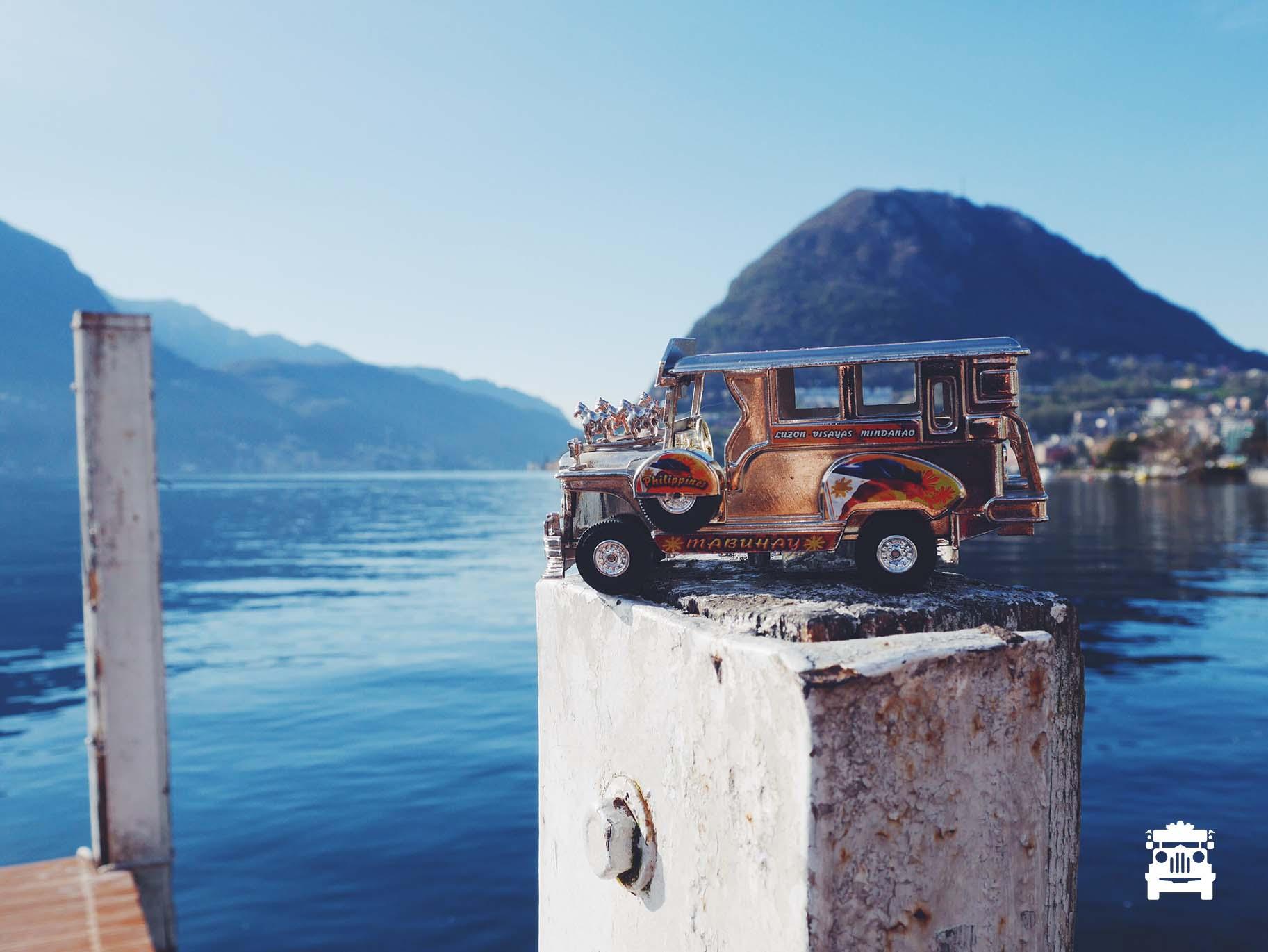 Jeep in Lugano