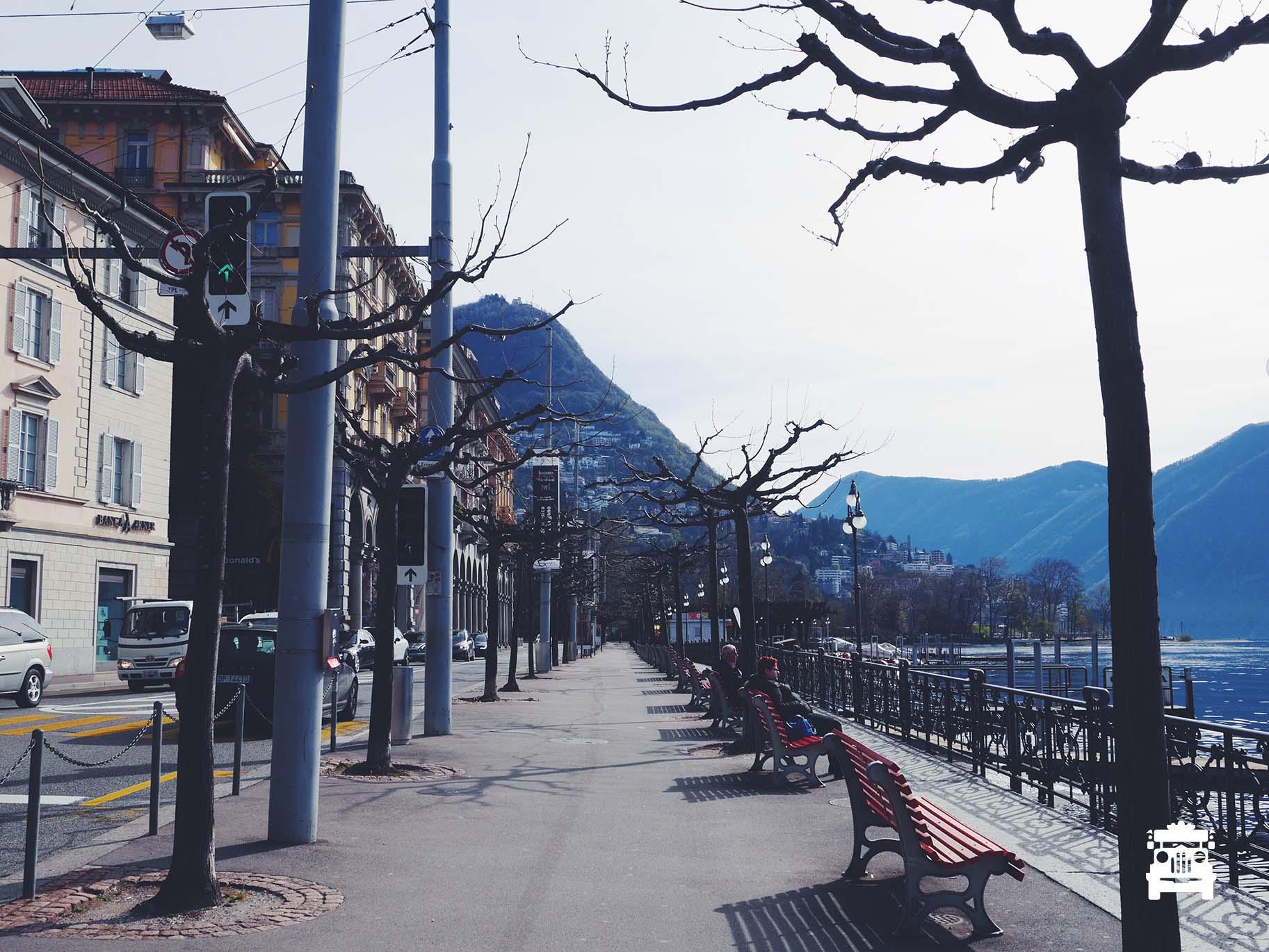 Buongiorno Lugano!