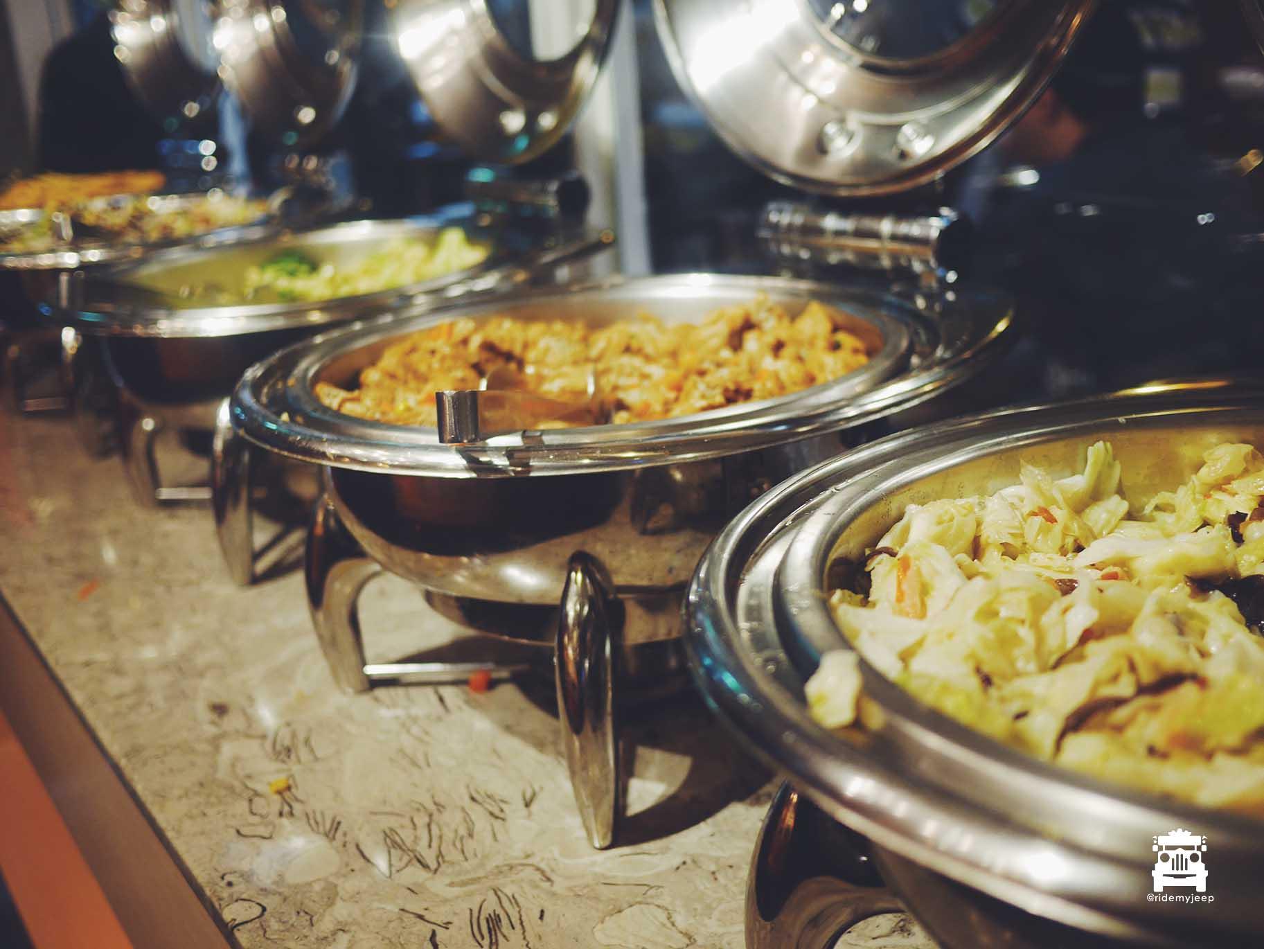 Stir-fried veggies for breakfast, anyone?