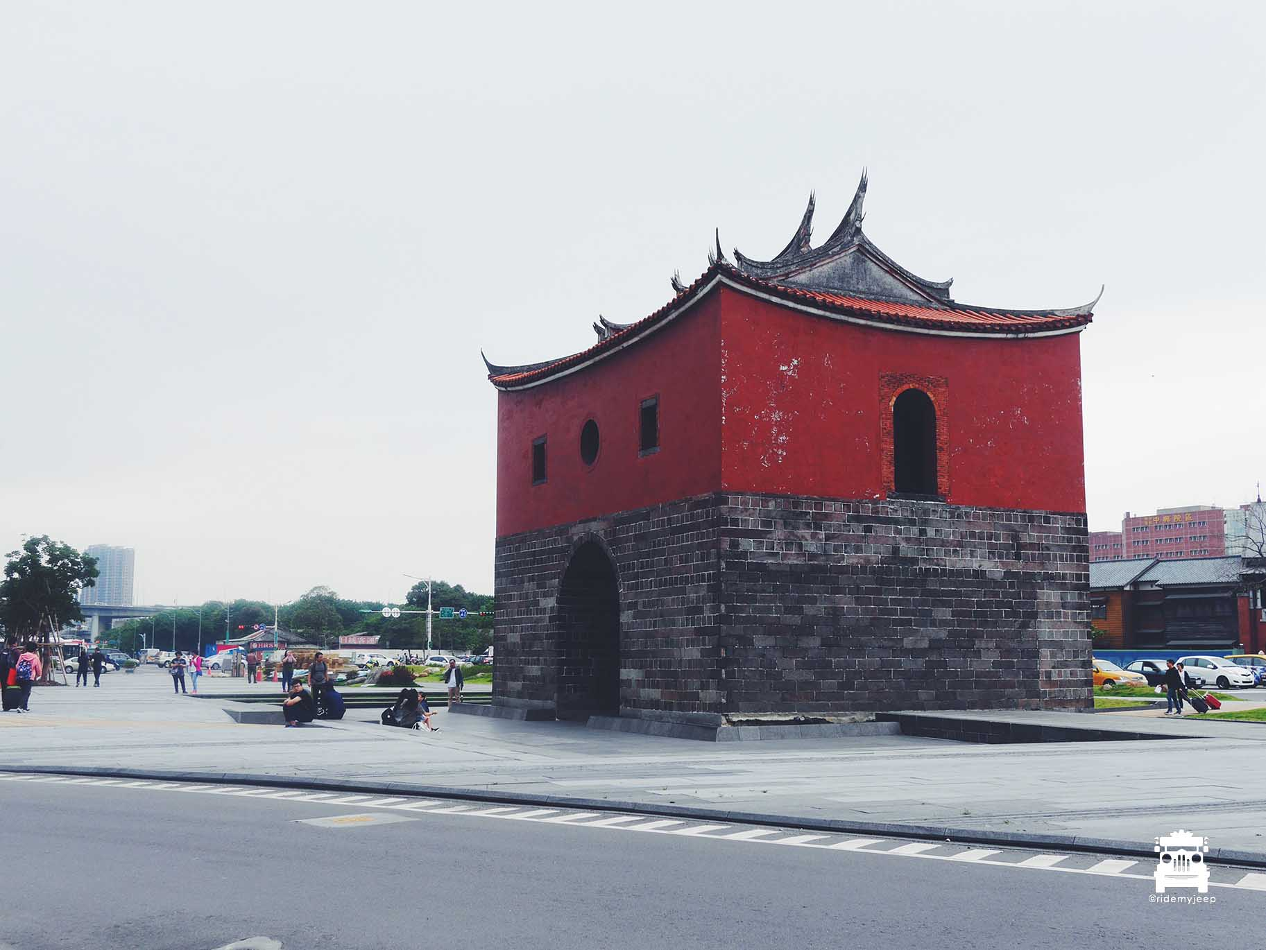 Taipei North Gate