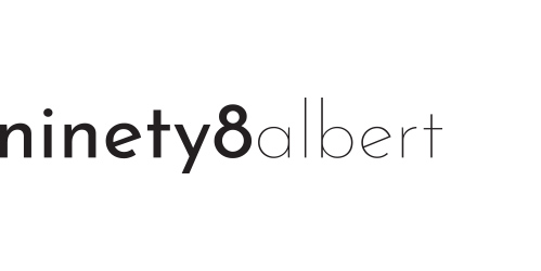 Ninety8Albert logo