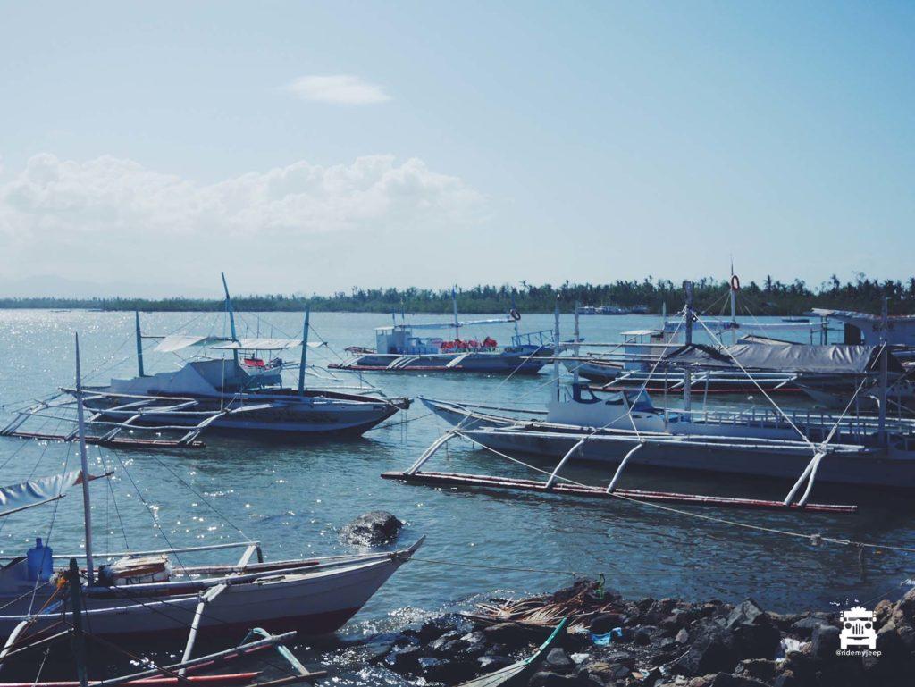 At Bancal Port
